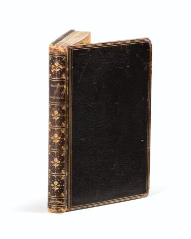 View 2. Thumbnail of Lot 164. LA PEYRÈRE. Relation du Groenland. Paris, Augustin Courbé, 1647. Reliure du XIXe. Edition originale. .
