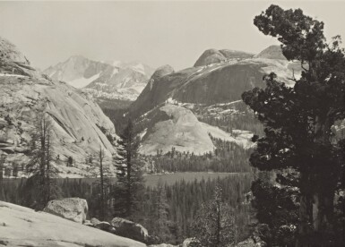 View 8. Thumbnail of Lot 78. The Sierra Club Outing, 1929.