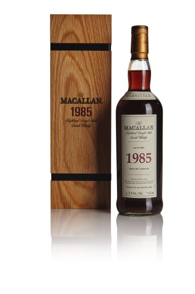 THE MACALLAN FINE & RARE 29 YEAR OLD 46.8 ABV 1985