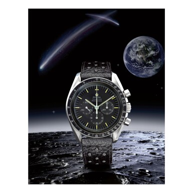 OMEGA | SPEEDMASTER REF 145.022-69 ST '220 BEZEL', A STAINLESS STEEL CHRONOGRAPH WRISTWATCH, MADE IN 1970