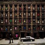 ORMOND GIGLI | 'NEW YORK CITY' (GIRLS IN THE WINDOWS), 1960