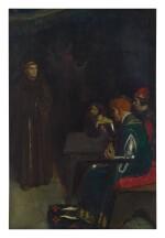 The Duke of Gloucester Sends for Edward Maudelain