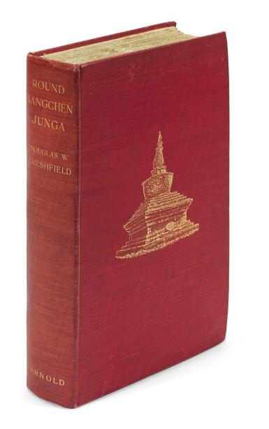 Freshfield | Round Kangchenjunga, 1903