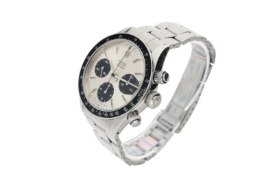 View 3. Thumbnail of Lot 3. ROLEX | REFERENCE 6263 DAYTONA 'SIGMA DIAL'   A STAINLESS STEEL CHRONOGRAPH WRISTWATCH WITH BRACELET, CIRCA 1974.