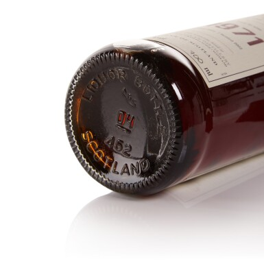 View 4. Thumbnail of Lot 15. The Macallan Fine & Rare 30 Year Old 56.4 abv 1971 .
