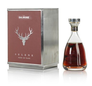 View 6. Thumbnail of Lot 1. The Dalmore 58 Year Old Selene 44.0 abv 1951     .