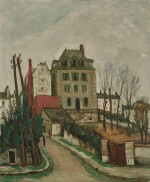 ALPHONSE QUIZET | OLD HOUSES IN SAINT-MAUR