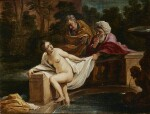 DAVID TENIERS THE YOUNGER, AFTER GUIDO RENI | SUSANNAH AND THE ELDERS