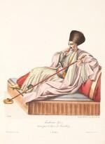 Stackelberg   Costumes & usages des peuples de la Grèce moderne, [c.1830]