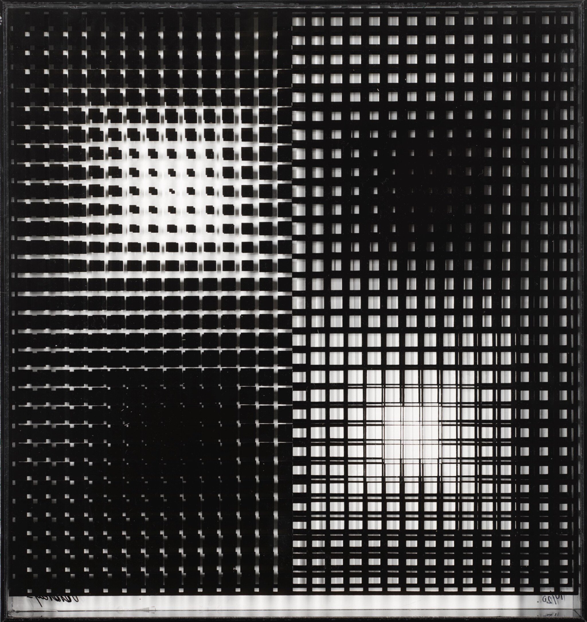 View full screen - View 1 of Lot 34. VICTOR VASARELY   NOVAE.