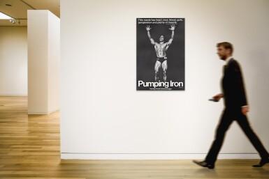 PUMPING IRON (1977) POSTER, US