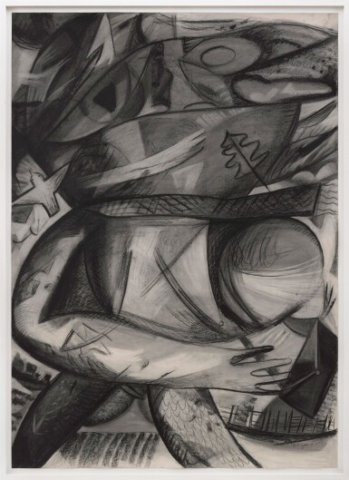 View 2. Thumbnail of Lot 202. DANA SCHUTZ | A THING IN THE WIND.