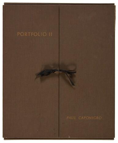 PAUL CAPONIGRO | PORTFOLIO II