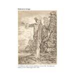 A RARE MEISSEN FIGURE OF A DANCER, 'L'INDIFFÉRENT' THE PORCELAIN CIRCA 1740, THE DECORATION LATER