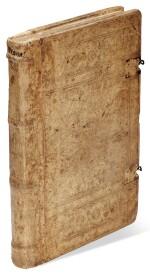 Orosius, Historiae adversus paganos, Augsburg, Schussler, 1471, contemporary stamped pigskin