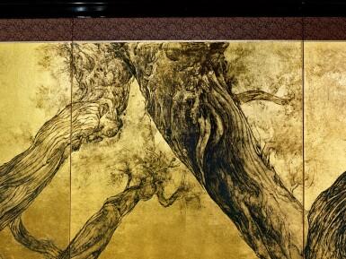 View 4. Thumbnail of Lot 1030.  Li Huayi  李華弌   Free Mind in Peace (I) 逸意寧遠(一).