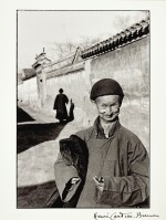 HENRI CARTIER-BRESSON | Eunuch of the Imperial Court of the Last Dynasty, Peking, 1949