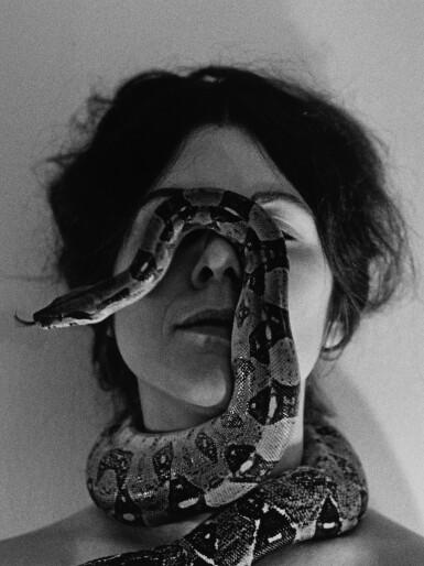 View 1. Thumbnail of Lot 39. Auto-Portrait (Serpent).