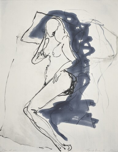 View 1. Thumbnail of Lot 48. TRACEY EMIN | MORE OF YOU.