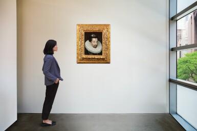 View 4. Thumbnail of Lot 10. Portrait of Henri III (1551-1589) .