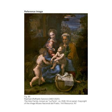 View 7. Thumbnail of Lot 19. SIR PETER PAUL RUBENS | THE VIRGIN AND CHRIST CHILD, WITH SAINTS ELIZABETH AND JOHN THE BAPTIST.