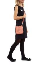 Pink leather and palladium hardware, Evelyne PM 16, Hermès, 2013