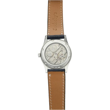 View 6. Thumbnail of Lot 115. Reference 48772 A stainless steel wristwatch, Circa 1997.