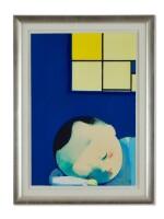 劉野 Liu Ye   夢見蒙德里安 Dreaming of Mondrian
