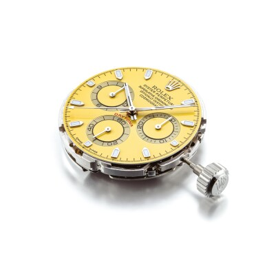 """View 3. Thumbnail of Lot 2235.  ROLEX 