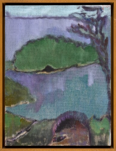 View 2. Thumbnail of Lot 865. PETER DOIG | SAUT D'EAU.