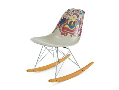 村上隆 Takashi Murakami   Murakami X ComplexCon X Modernica, Dobtopus搖椅 Murakami X ComplexCon X Modernica, Dobtopus Rocking Chair