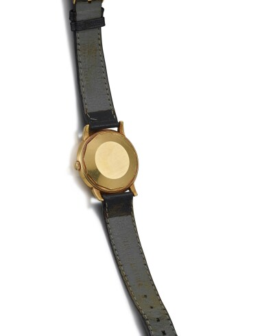 View 3. Thumbnail of Lot 8159. VACHERON CONSTANTIN | REFERENCE 6394, A YELLOW GOLD WRISTWATCH WITH DATE, CIRCA 1960.