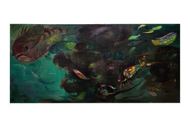 View 1. Thumbnail of Lot 292. HENDRA GUNAWAN 亨德拉·古拿溫  |  BEAUTIFUL SEA WORLD 美麗海世界.