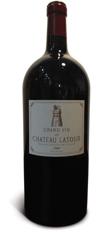 View 2. Thumbnail of Lot 25. LATOUR, BEHIND THE SCENES: 1 X 5 LITRE LATOUR 2006 WITH TASTING AT THE CHÂTEAU .