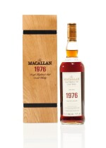 The Macallan Fine & Rare 29 Year Old 45.5 abv 1976 (1 BT75cl)