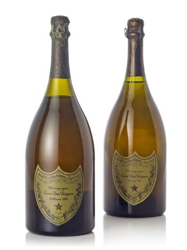 View 1. Thumbnail of Lot 8198.  Dom Pérignon 1988  (1 MAG)  .