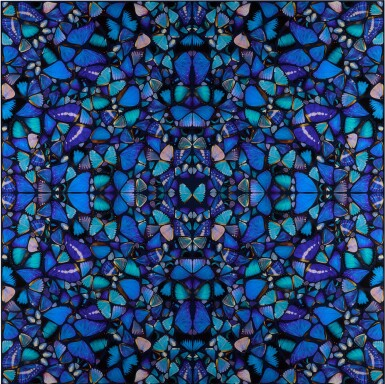 View 2. Thumbnail of Lot 19. DAMIEN HIRST   THE ASPECTS (H6-1-5).