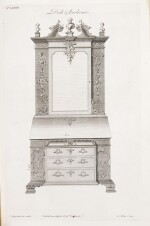 CHIPPENDALE, THOMAS | THE GENTLEMAN'S AND CABINET-MAKER'S DIRECTOR. 1754-[1761]