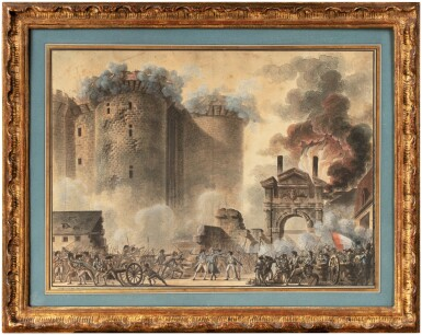 View 2. Thumbnail of Lot 67. The Storming of The Bastille.