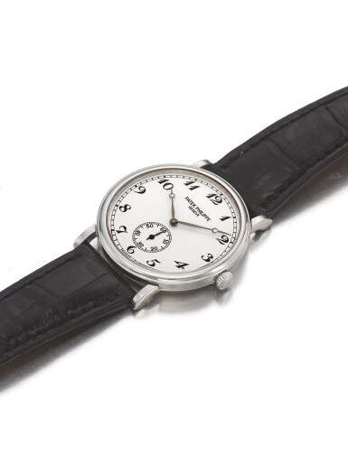 View 2. Thumbnail of Lot 22. PATEK PHILIPPE | REF 5022G, A WHITE GOLD WRISTWATCH MADE IN 2000.