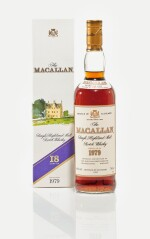 The Macallan 18 Year Old 43.0 abv 1979 (1 BT70cl)