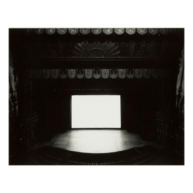HIROSHI SUGIMOTO   BEACON THEATER, NEW YORK
