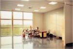 LEWIS BALTZ   'UNOCCUPIED OFFICE', MITSUBISHI, VITRE, FRANCE, 1989-1991