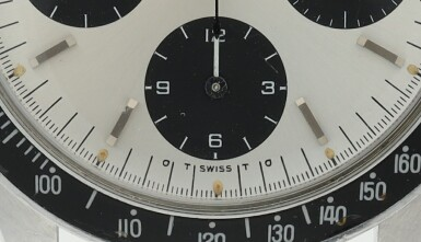 View 10. Thumbnail of Lot 3. ROLEX | REFERENCE 6263 DAYTONA 'SIGMA DIAL'   A STAINLESS STEEL CHRONOGRAPH WRISTWATCH WITH BRACELET, CIRCA 1974.