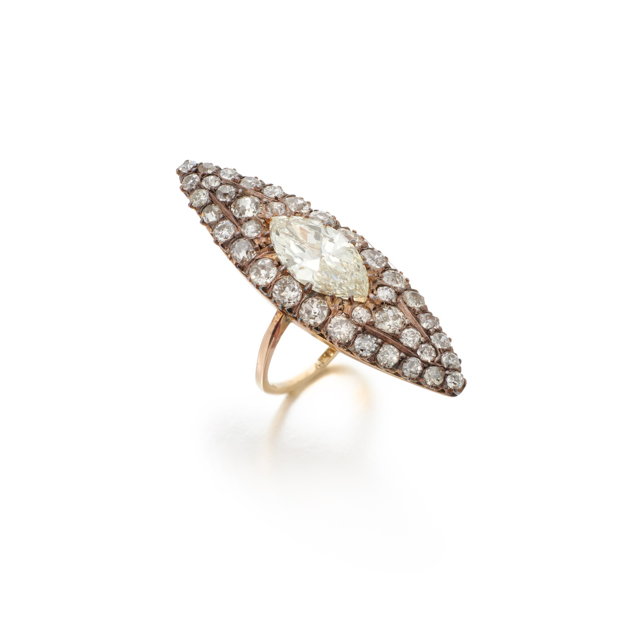 DIAMOND RING   (ANELLO IN DIAMANTI), 1900