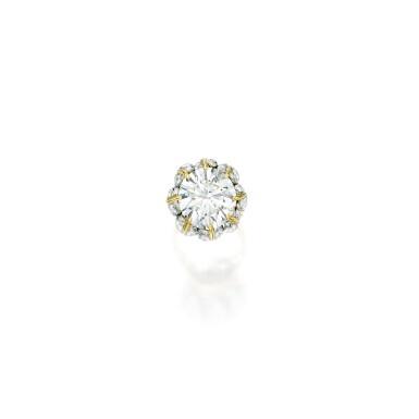 GOLD AND DIAMOND RING, SCHLUMBERGER FOR TIFFANY & CO. | 黃金鑲鑽石戒指,Schlumberger 蒂芙尼