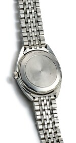 IWC | YACHT CLUB, REFERENCE 1811 AD, A STAINLESS STEEL WRISTWATCH WITH DATE AND BRACELET, CIRCA 1970