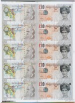 BANKSY | DI-FACED TENNERS