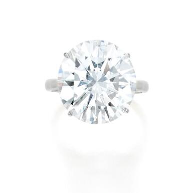 View 1. Thumbnail of Lot 58. Diamond Ring.