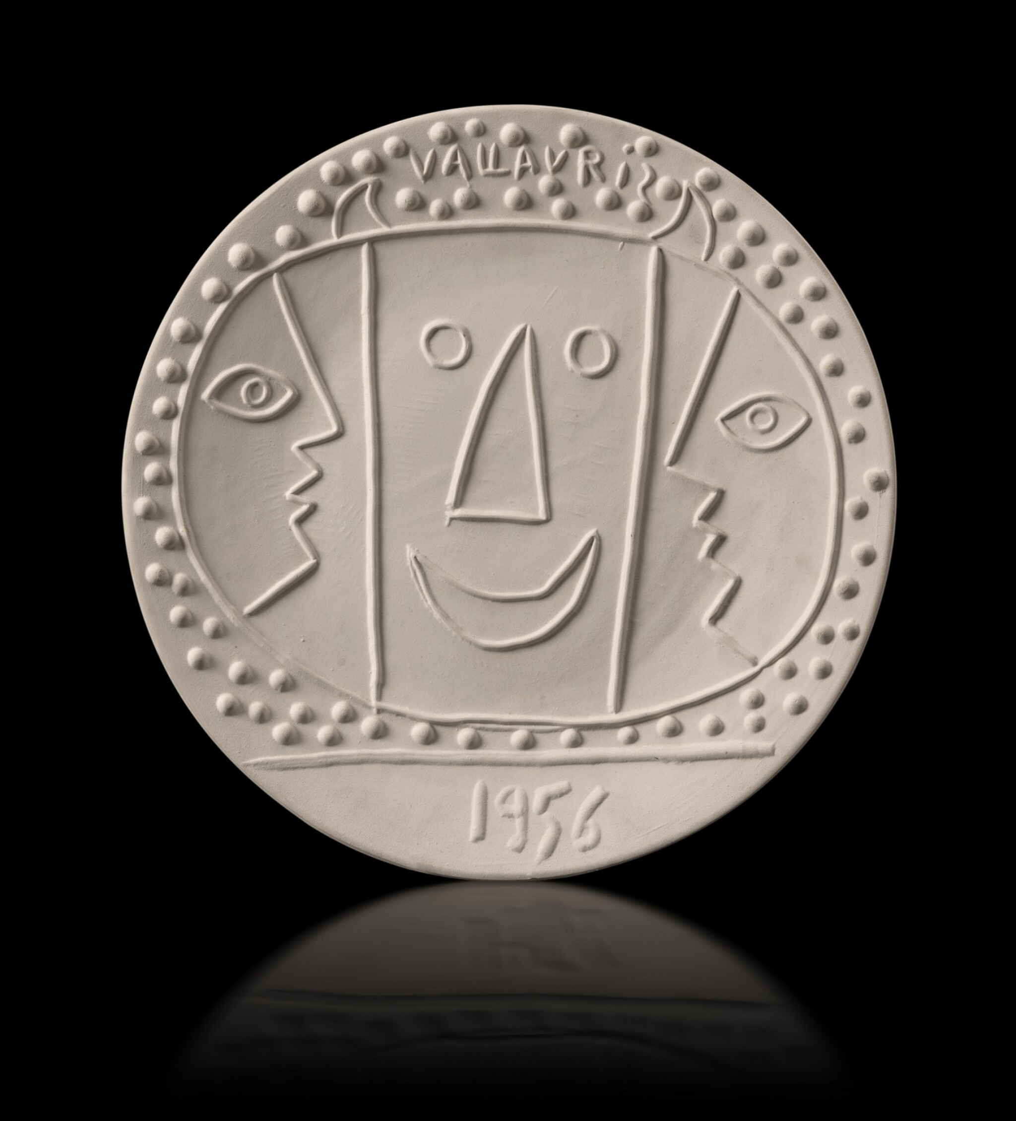 View 1 of Lot 23. Vallauris (A. R. 330).